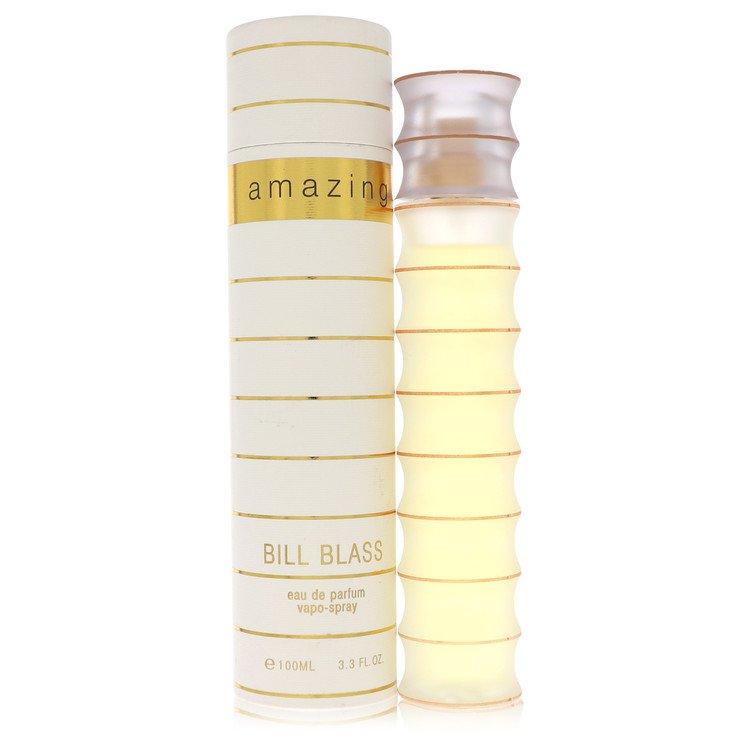 AMAZING by Bill Blass for Women Eau De Parfum Spray 3.4 oz