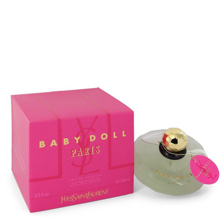 BABY DOLL by Yves Saint Laurent for Women Eau De Toilette Spray 3.3 oz