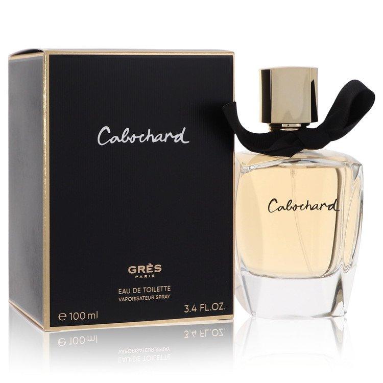 CABOCHARD by Parfums Gres for Women Eau De Toilette Spray 3.4 oz