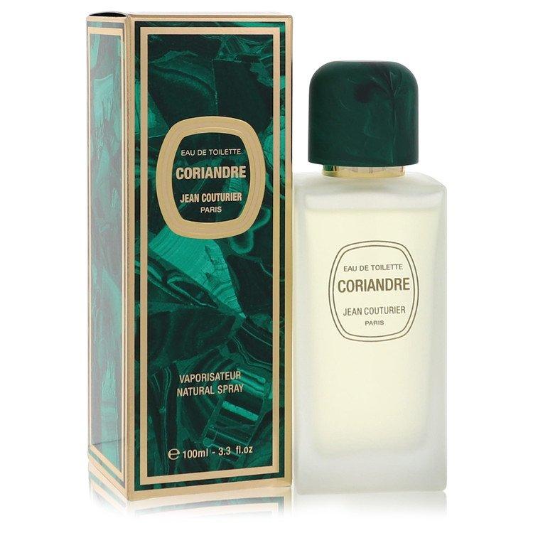 CORIANDRE by Jean Couturier for Women Eau De Toilette Spray 3.4 oz