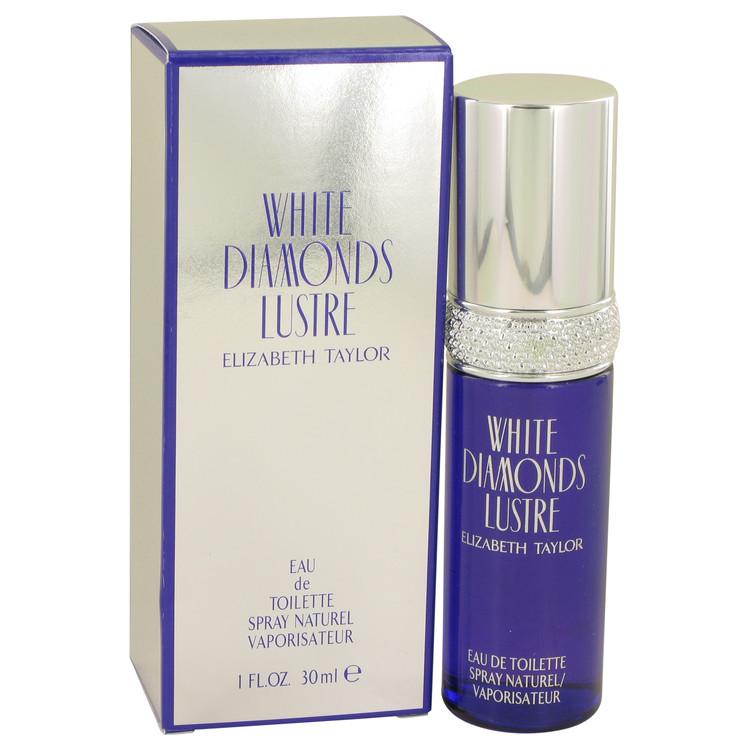 White Diamonds Lustre by Elizabeth Taylor