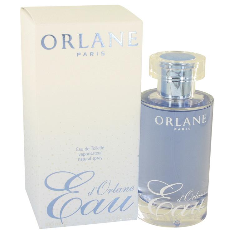 EAU D'ORLANE by Orlane for Women Eau De Toilette Spray 3.4 oz