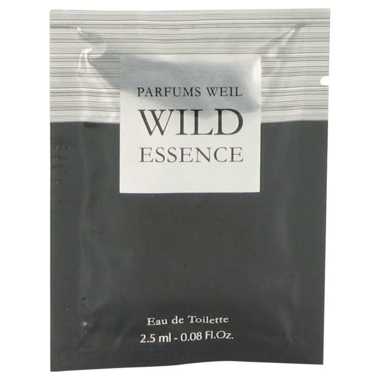 Wild Essence by Weil for Men Vial (sample) .08 oz