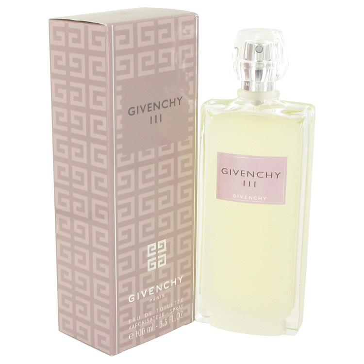 Givenchy III by Givenchy for Women Eau De Toilette Spray 3.3 oz