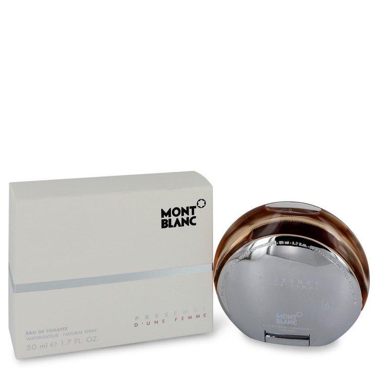 Presence by Mont Blanc for Women Eau De Toilette Spray 1.7 oz