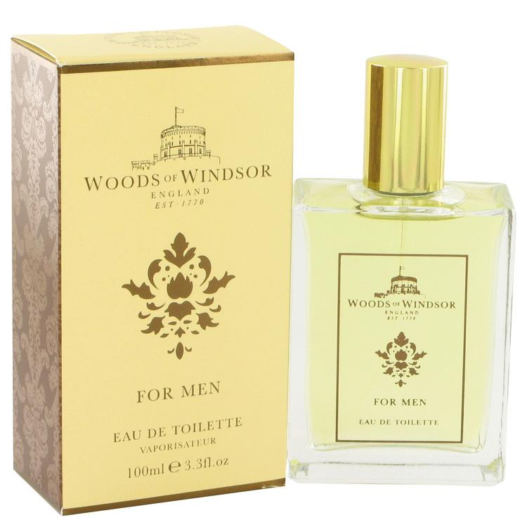 Woods of Windsor by Woods of Windsor for Men Eau De Toilette Spray (Tester) 3.4 oz