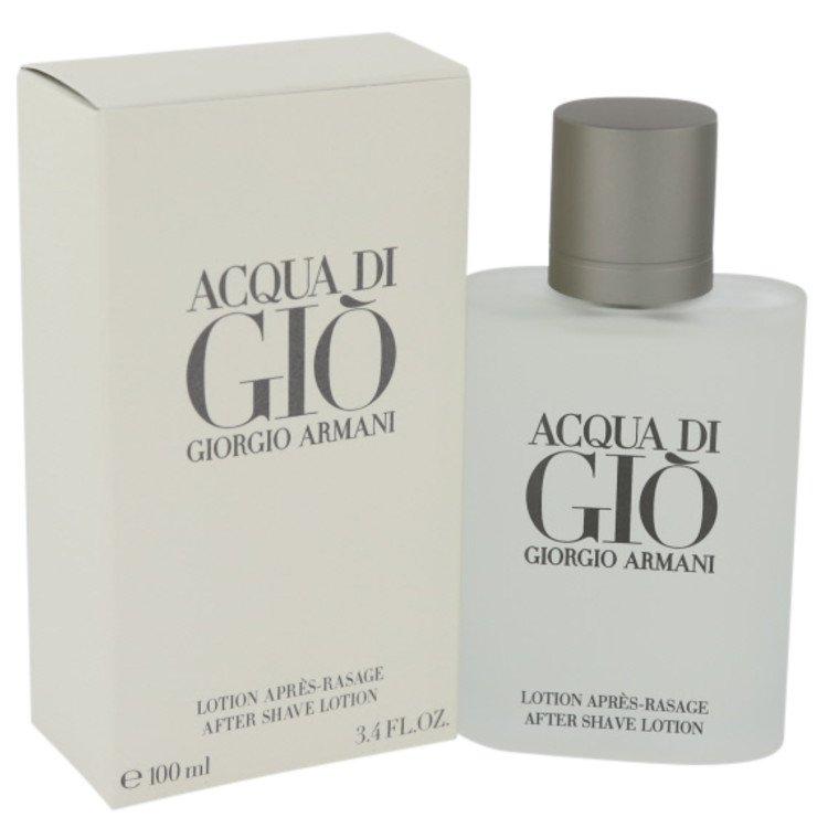 ACQUA DI GIO by Giorgio Armani for Men After Shave 3.3 oz
