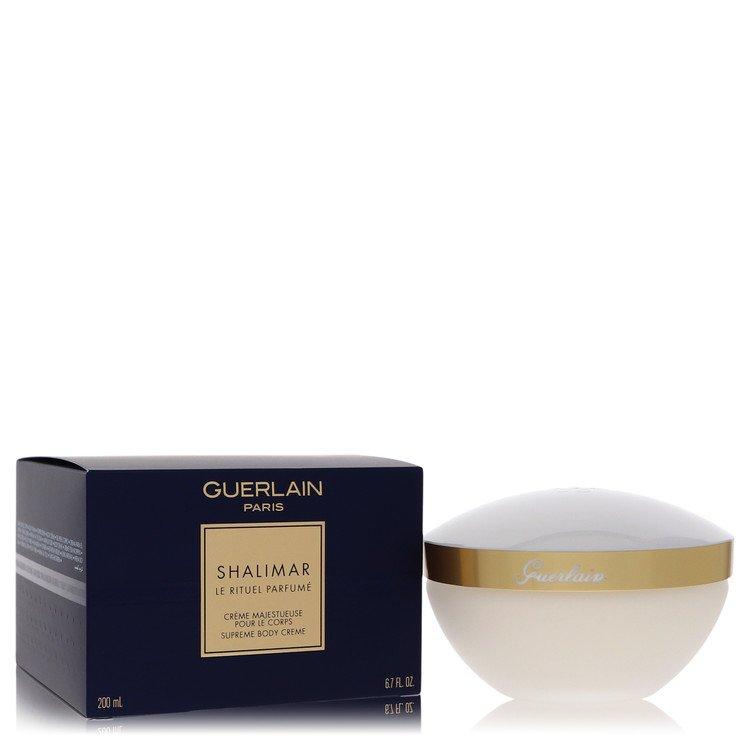 SHALIMAR by Guerlain for Women Body Cream 7 oz