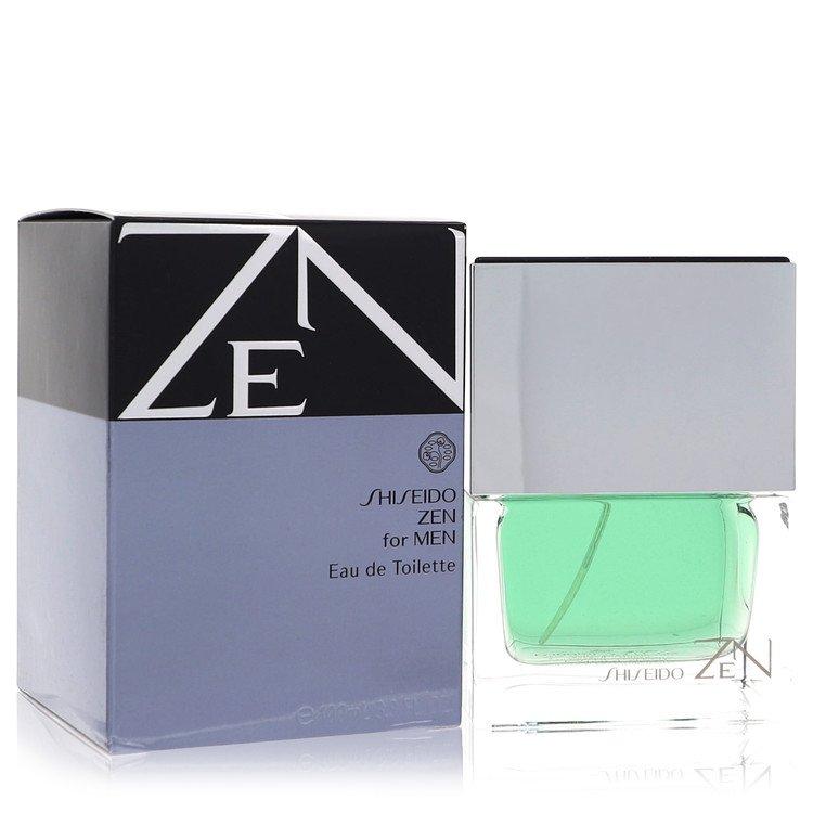 Zen by Shiseido for Men Eau De Toilette Spray 3.4 oz