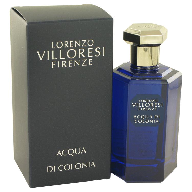 Acqua Di Colonia (Lorenzo) by Lorenzo Villoresi Firenze for Women Eau De Toilette Spray 3.4 oz