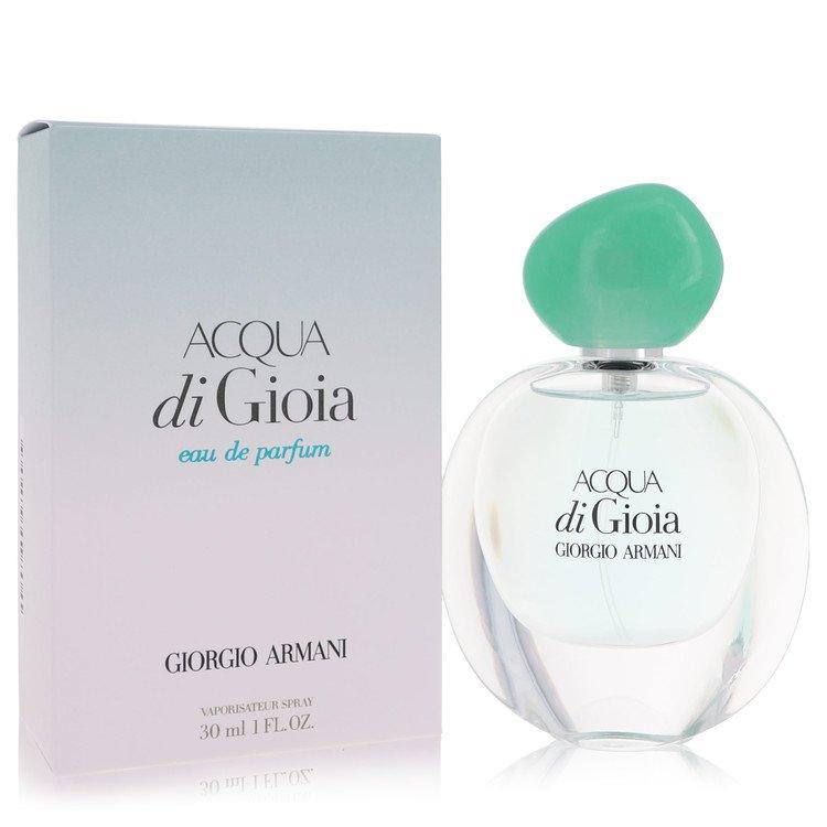 Acqua Di Gioia by Giorgio Armani for Women Eau De Parfum Spray 1 oz