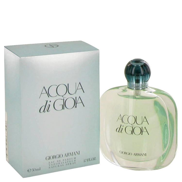 Acqua Di Gioia by Giorgio Armani for Women Eau De Parfum Spray 1.7 oz