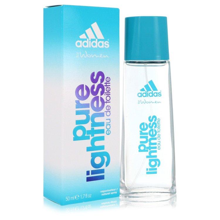 Adidas Pure Lightness by Adidas for Women Eau De Toilette Spray 1.7 oz