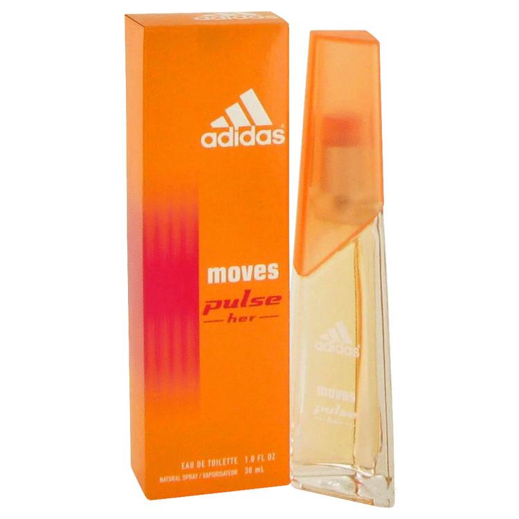 Adidas Moves Pulse by Adidas for Women Eau De Toilette Spray 1 oz
