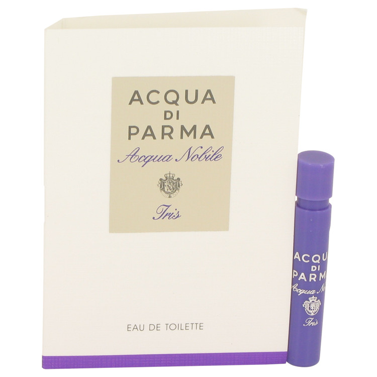 Acqua Di Parma Acqua Nobile Iris by Acqua Di Parma for Women Vial (Sample) .04 oz