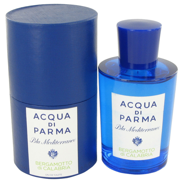 Blu Mediterraneo Bergamotto Di Calabria by Acqua Di Parma for Women Eau De Toilette Spray 5 oz