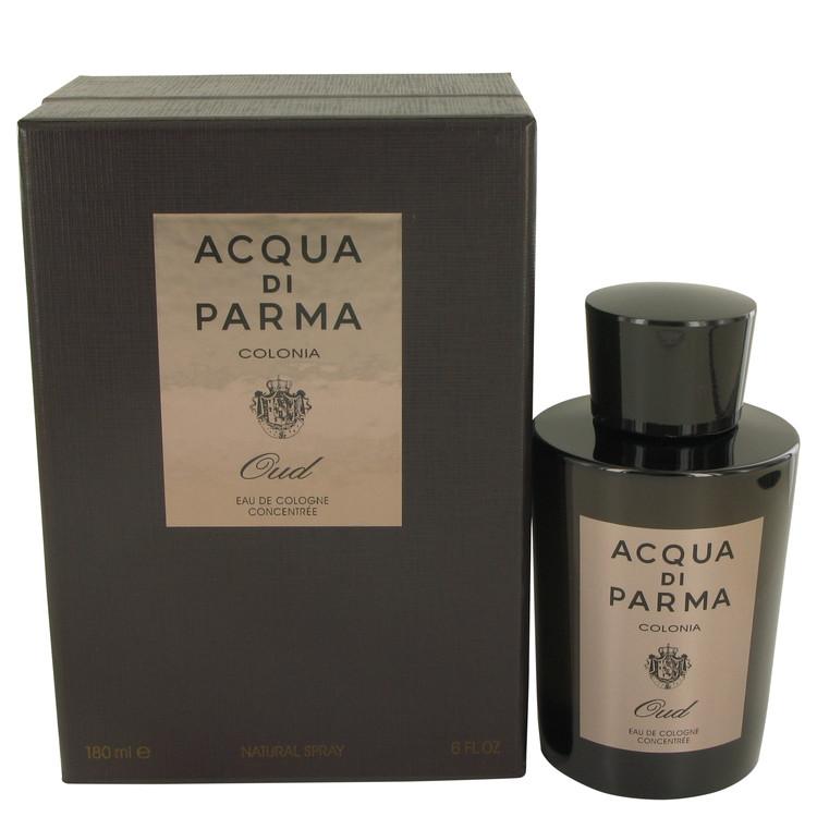 Acqua Di Parma Colonia Oud by Acqua Di Parma for Men Cologne Concentrate Spray 6 oz