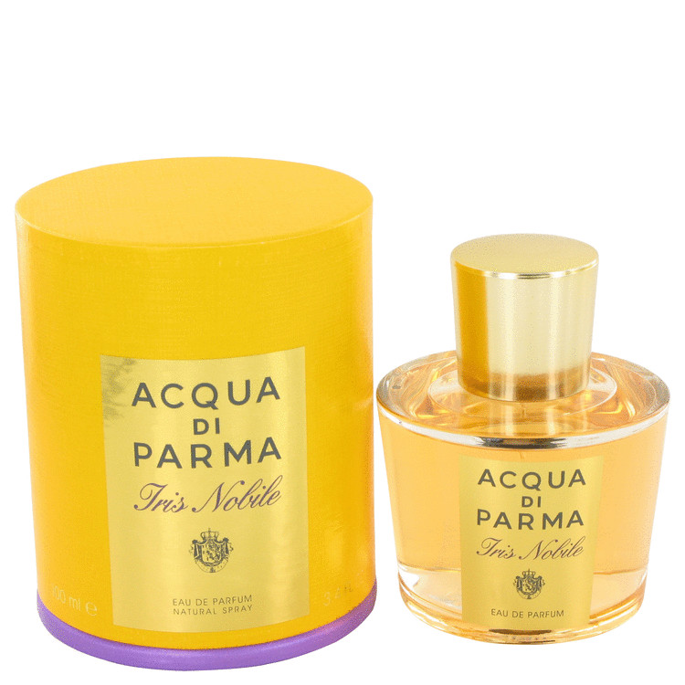 Acqua Di Parma Iris Nobile by Acqua Di Parma for Women Eau De Parfum Spray 3.4 oz