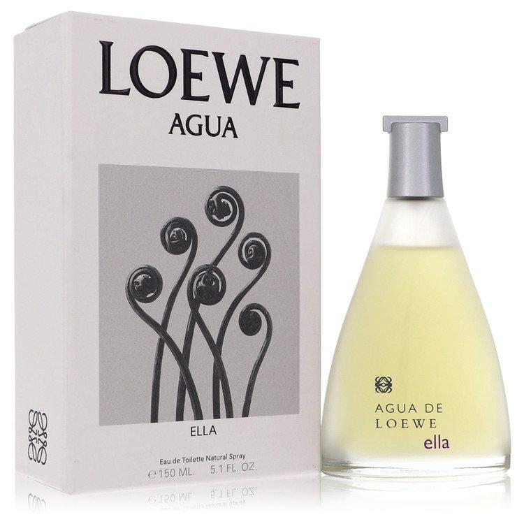 Agua De Loewe Ella by Loewe for Women Eau De Toilette Spray 5.1 oz