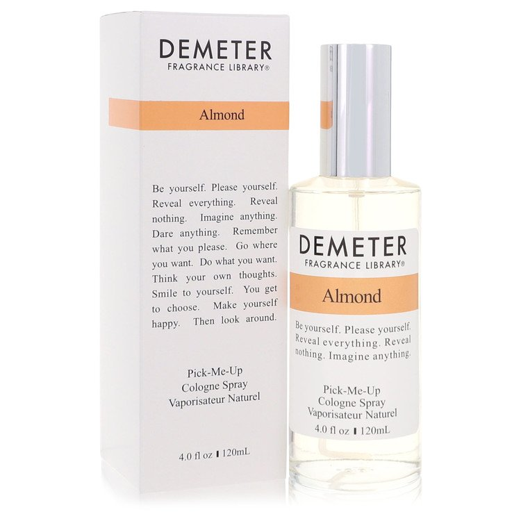 Demeter by Demeter for Women Almond Cologne Spray 4 oz