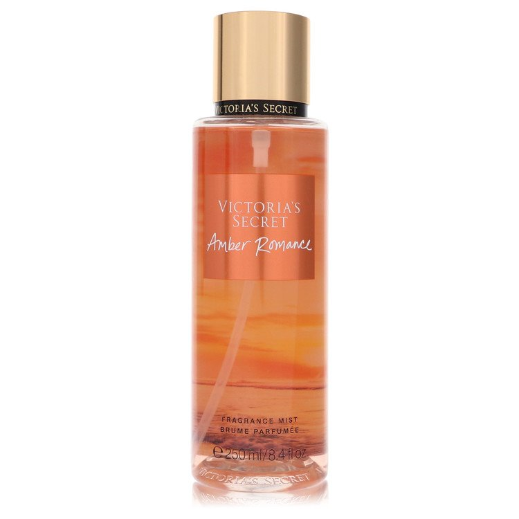 Amber Romance by Victoria's Secret for Women Fragrance Mist 8.4 oz