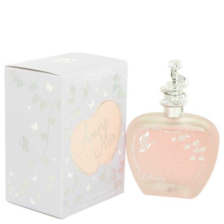 Amore Mio by Jeanne Arthes for Women Eau De Parfum Spray 3.3 oz
