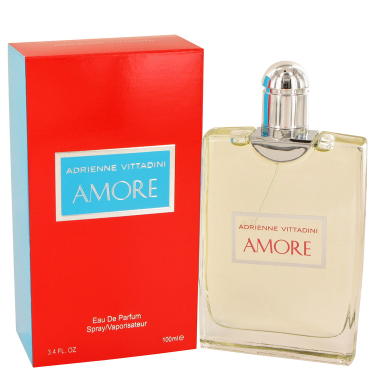 Adrienne Vittadini Amore by Adrienne Vittadini for Women Eau De Parfum Spray 2.5 oz