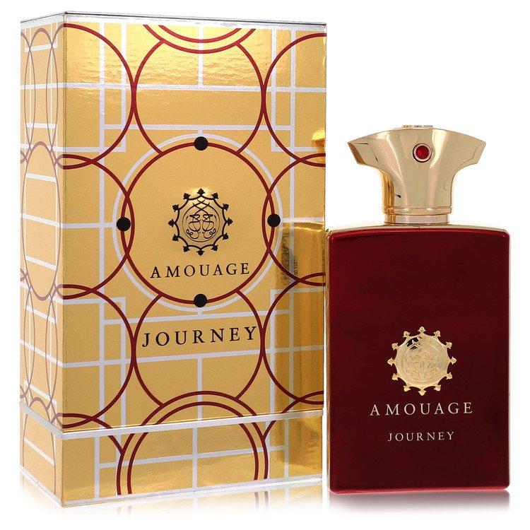 Amouage Journey by Amouage for Men Eau De Parfum Spray 3.4 oz