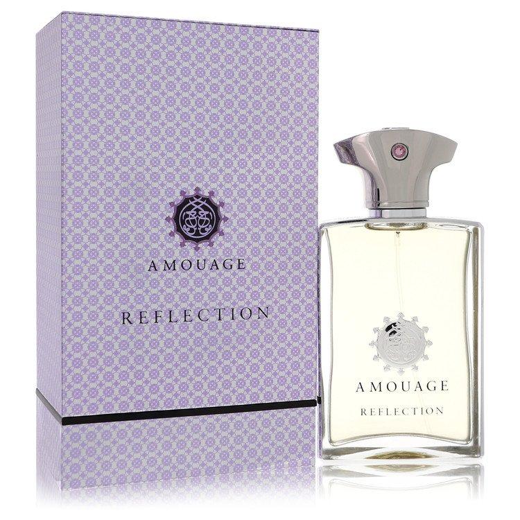 Amouage Reflection by Amouage for Men Eau De Pafum Spray 3.4 oz