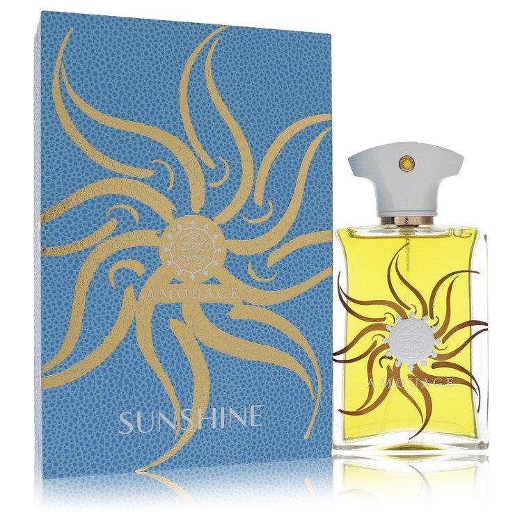 Amouage Sunshine by Amouage for Men Eau De Parfum Spray 3.4 oz