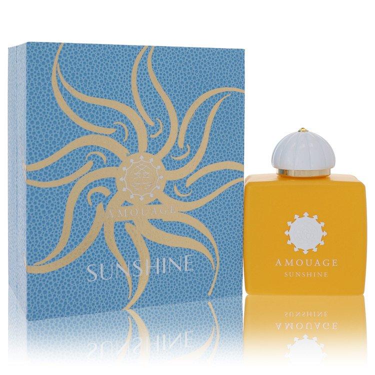 Amouage Sunshine by Amouage for Women Eau De Parfum Spray 3.4 oz