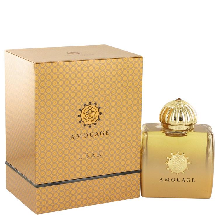 Amouage Ubar by Amouage for Women Eau De Parfum Spray 3.4 oz