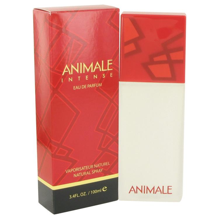 Animale Intense by Animale for Women Eau De Parfum Spray 3.4 oz