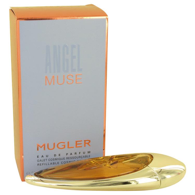 Angel Muse by Thierry Mugler for Women Eau De Parfum Spray Refillable 1.7 oz