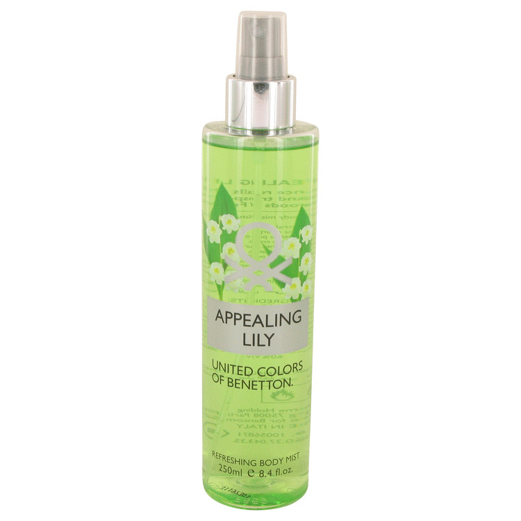 Appealing Lily by Benetton for Women Body Mist 8.4 oz