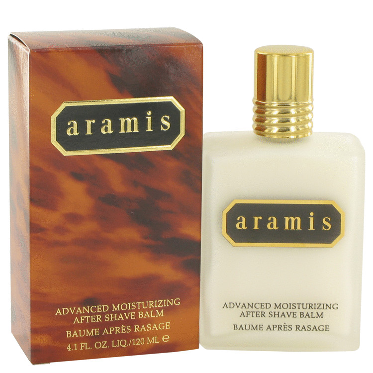 ARAMIS by Aramis for Men Advanced Moisturizing After Shave Balm 4.1 oz