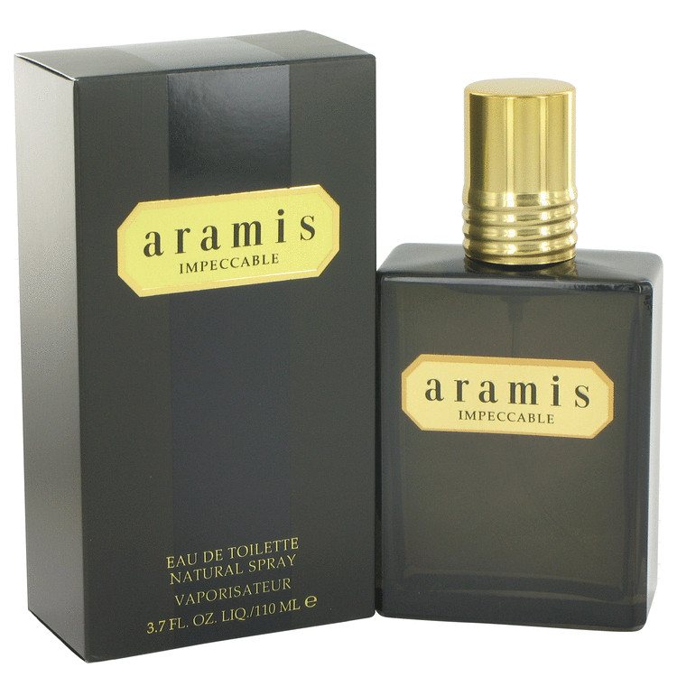 Aramis Impeccable by Aramis for Men Eau De Toilette Spray 3.7 oz