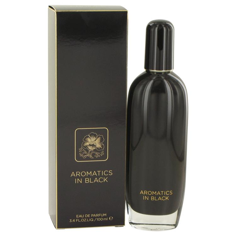 Aromatics in Black by Clinique for Women Eau De Parfum Spray 3.4 oz