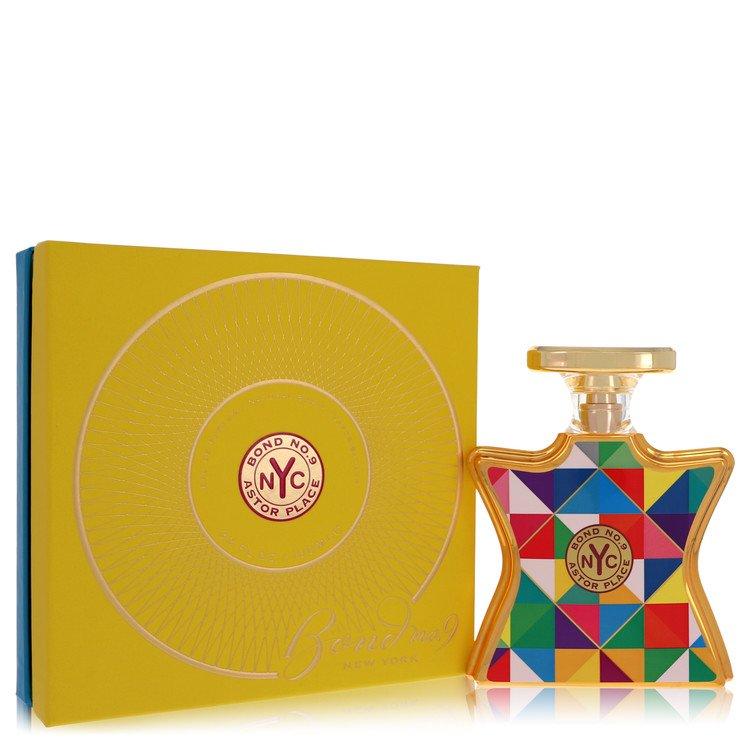 Astor Place by Bond No. 9 for Women Eau De Parfum Spray 3.3 oz