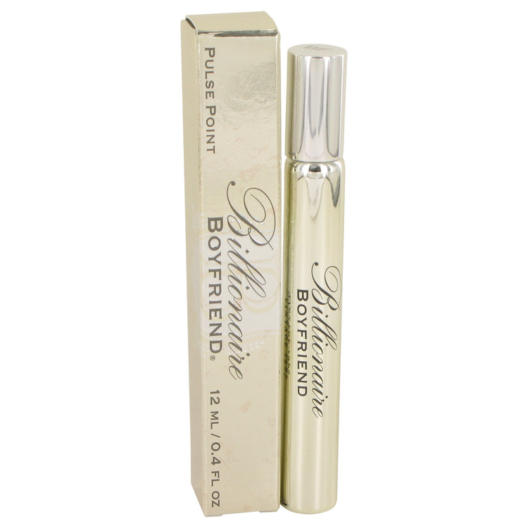 Billionaire Boyfriend by Kate Walsh for Men Pulse Point Eau De Parfum Rollerball .4 oz