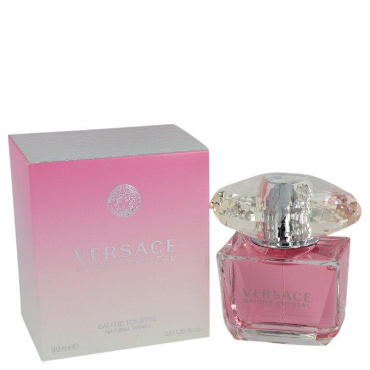 Bright Crystal by Versace for Women Eau De Toilette Spray 3 oz