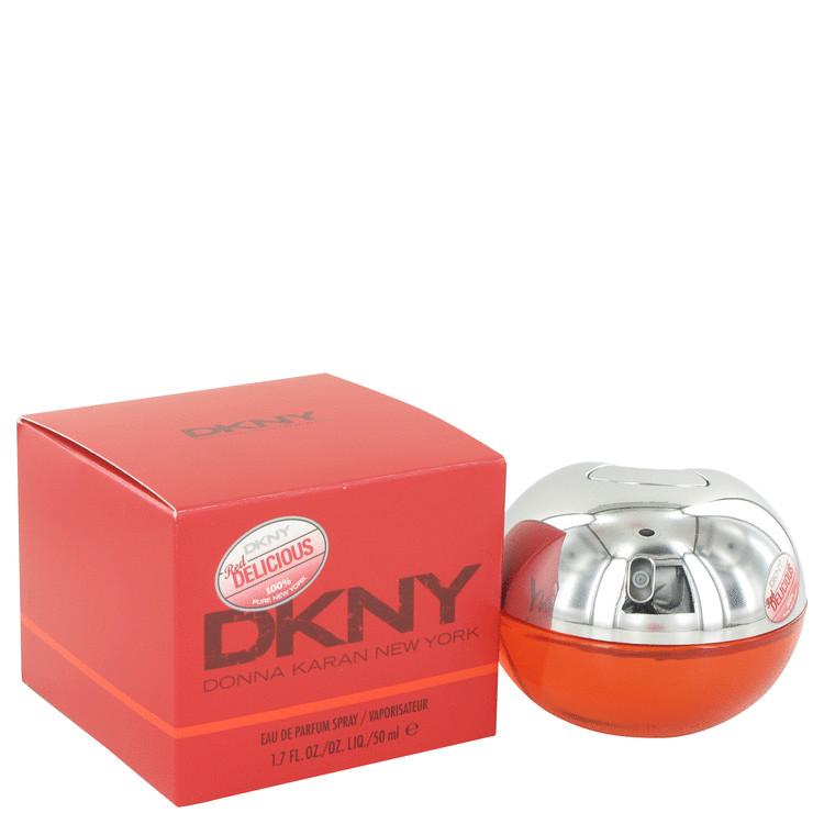 Red Delicious by Donna Karan for Women Eau De Parfum Spray 1.7 oz