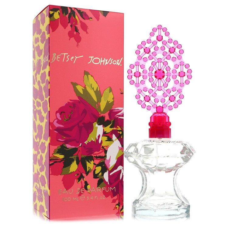 Betsey Johnson by Betsey Johnson for Women Eau De Parfum Spray 3.4 oz