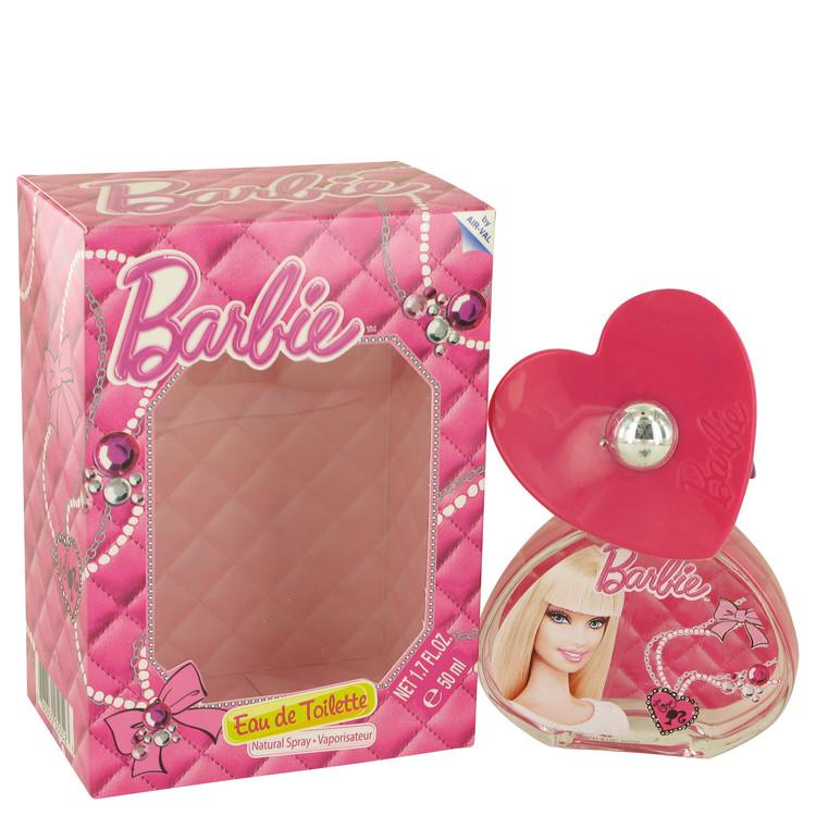 Barbie Fashion Girl by Mattel for Women Eau De Toilette Spray 1.7 oz