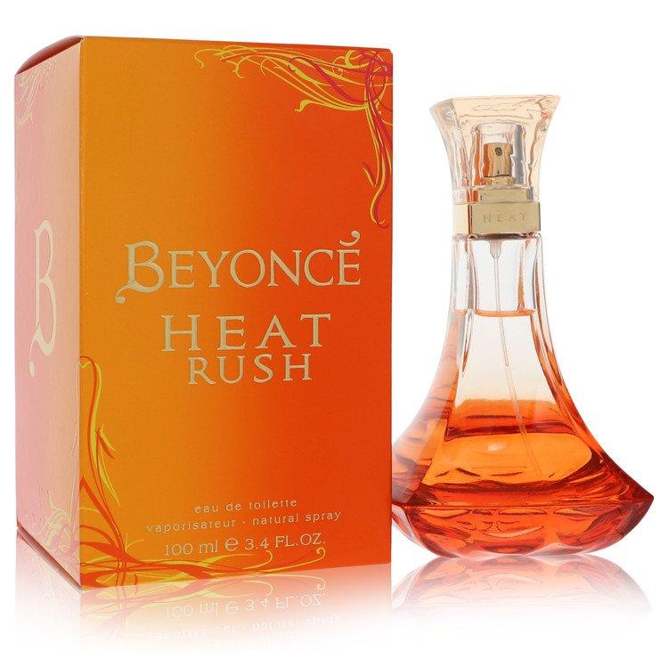 Beyonce Heat Rush by Beyonce for Women Eau De Toilette Spray 3.4 oz