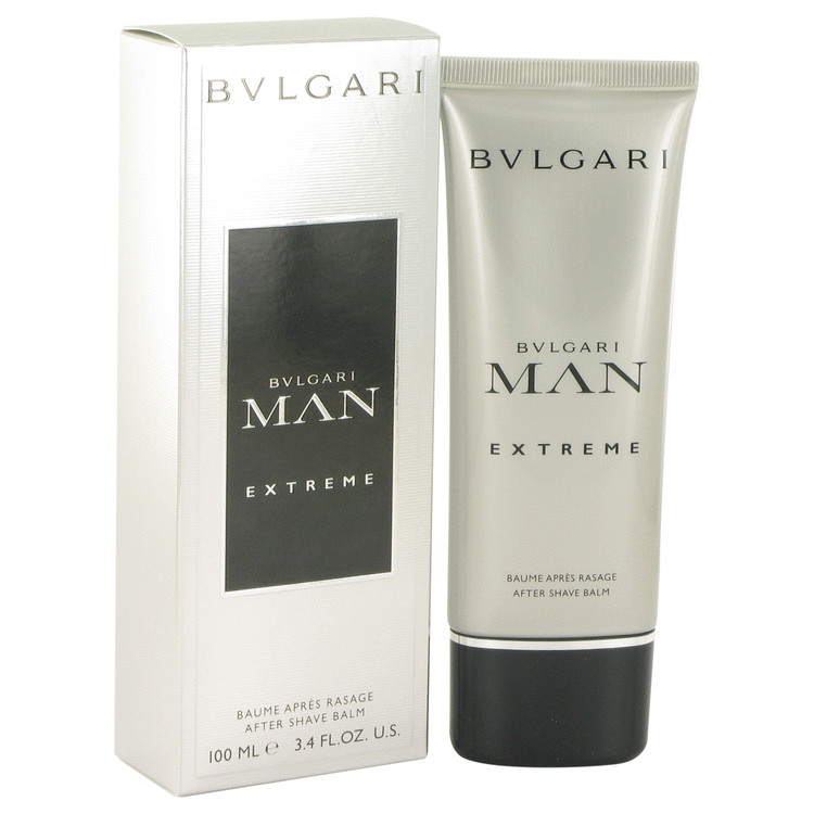 Bvlgari Man Extreme by Bvlgari for Men After Shave Balm 3.4 oz