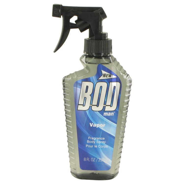 Bod Man Vapor by Parfums De Coeur for Men Body Spray 8 oz
