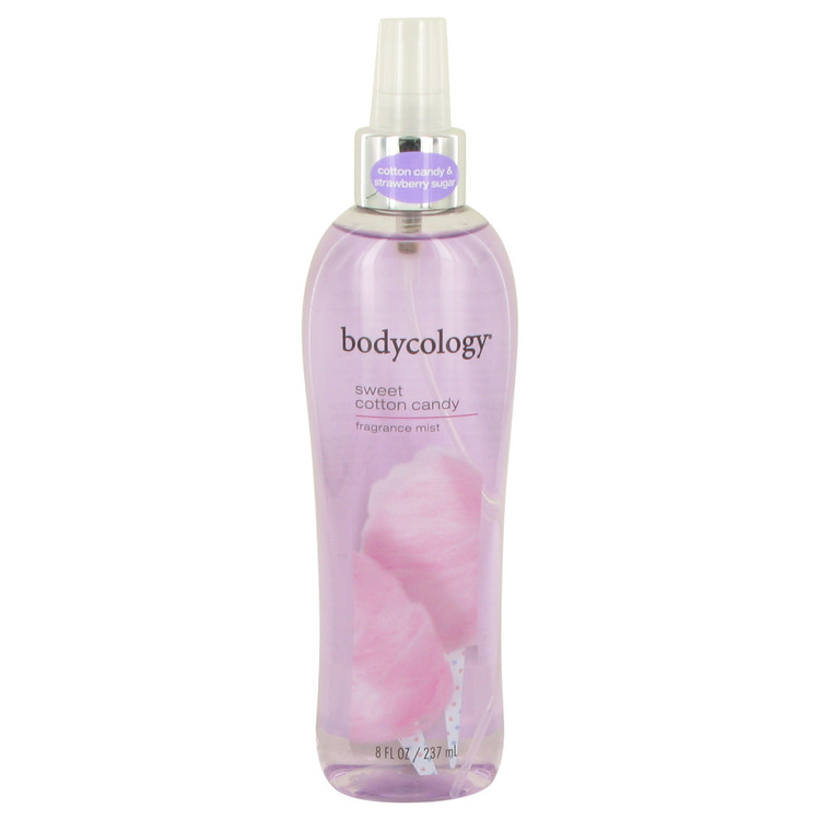 Bodycology Sweet Cotton Candy by Bodycology for Women Body Mist 8 oz