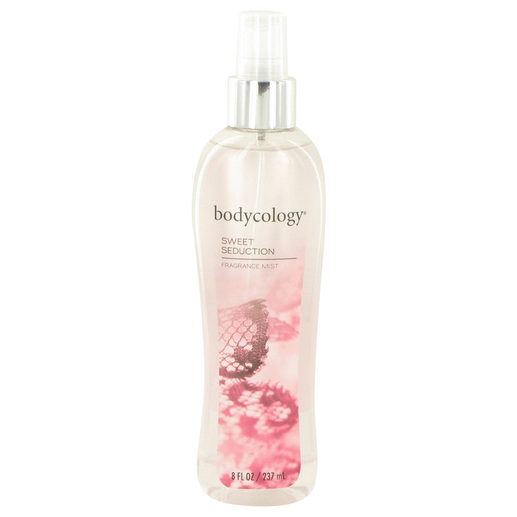 Bodycology Sweet Seduction by Bodycology for Women Fragrance Mist Spray 8 oz