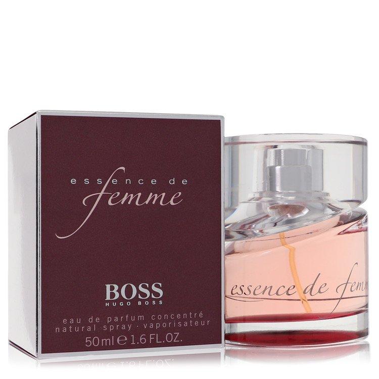 Boss Essence De Femme by Hugo Boss for Women Eau De Parfum Spray 1.7 oz